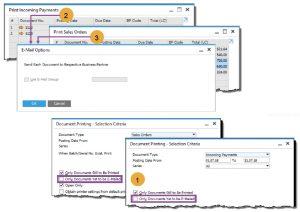 mejoras en el correo electrónico de SAP Business one